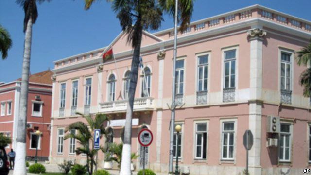 Sede da administração da cidade de Benguela (AP)