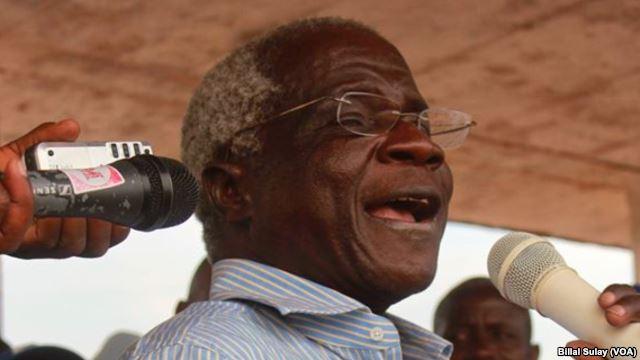 Afonso Dhlakama  (VOA)