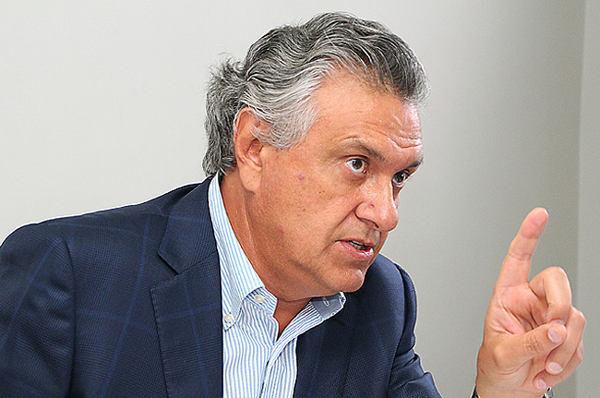 Ronaldo Caiado é há anos um dos líderes da oposição no Congresso (Foto: Divulgação)