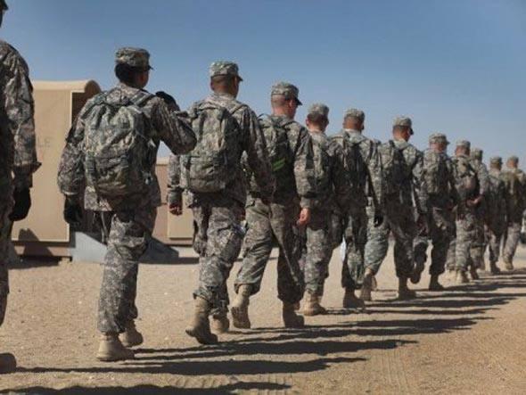 Soldados Norte Americanos (DR)