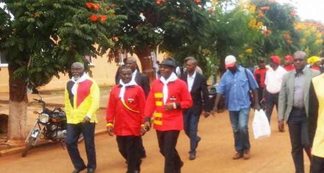 Huíla: Secretário-geral do MPLA conclui visita a Huíla