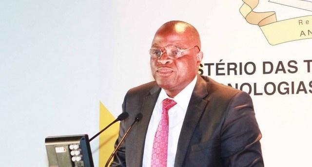 Angola conta com cerca de 14 milhões de utilizadores de rede móvel, diz ministro José da Rocha