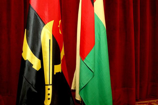 Líder parlamentar da Guiné Bissau visita o país