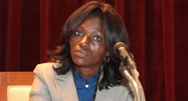 Jurista Ana João (Foto: Gaspar Dos Santos )