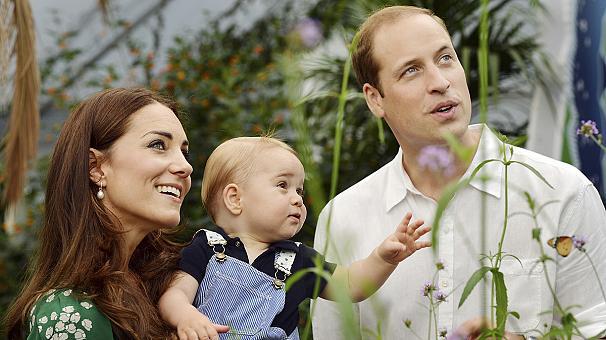 Reino Unido: Kate entrou em trabalho de parto