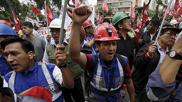 Peru: Conflitos no setor mineiro agitam o país