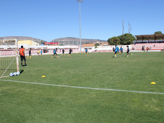 Futebol: Selecção realiza primeiro treino no Lubango