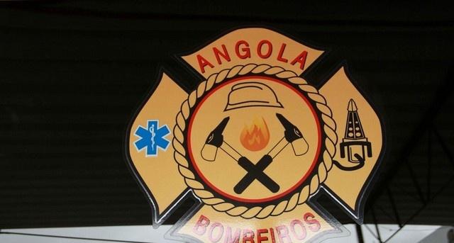 Logotipo dos Bombeiros (Foto: F Miudo)