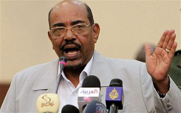 Omar al-Bashir (D.R)