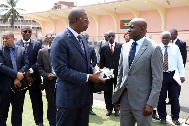 CPLP / Angola promete apoiar São Tomé na organização dos Jogos