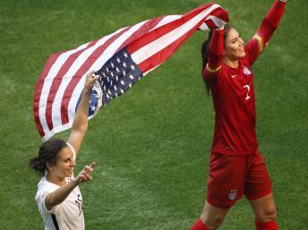 EUA conquistam Mundial de futebol feminino e Obama comemora