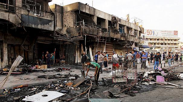 Iraque: EI responde a ofensiva do exército com quatro atentados em Bagdade