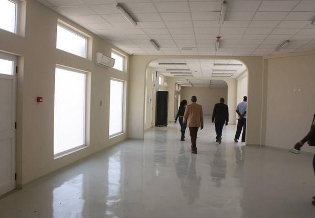 HUÍLA: INTERIOR DO NOVO HOSPITAL PSIQUIÁTRICO DO LUBANGO (Foto: Angop)