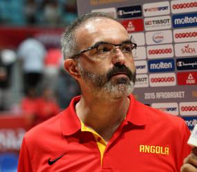 Afrobasket2015: Seleccionador assume fracasso e pede desculpa a nação