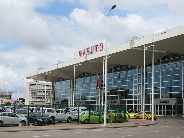 (Aerporto de Maputo (Foto: D.R.)