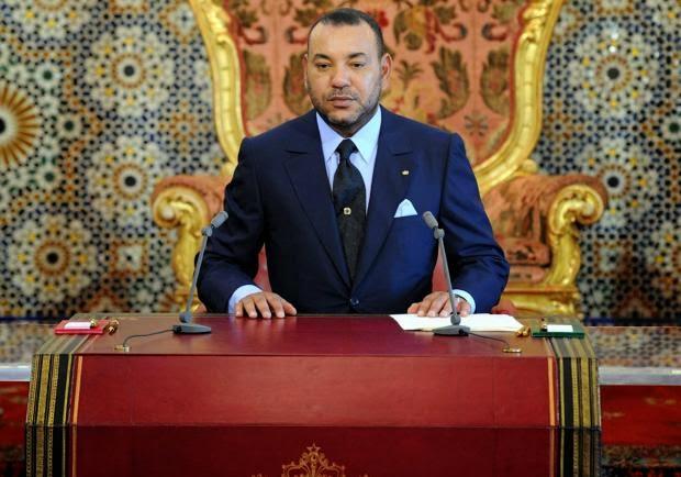 Dois jornalistas franceses chantageiam rei de Marrocos