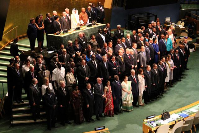 EUA: Líderes parlamentares pedem reformas constitucionais nos países em transição
