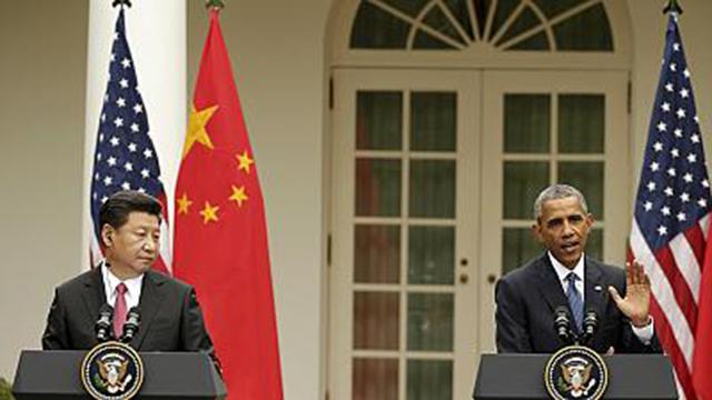 EUA e China de acordo para lutar contra a pirataria informática