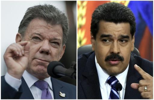 Presidentes da Venezuela e da Colômbia reúnem-se 2a-feira para discutir crise