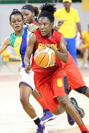 Afrobasket fem: Angola tenta hoje 4ª vitória seguida sobre Senegal