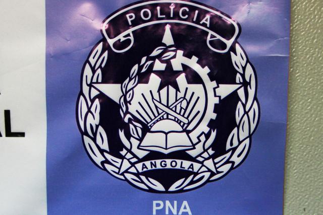 Logitpo da Policia Nacional (Foto: Francisco Miudo)