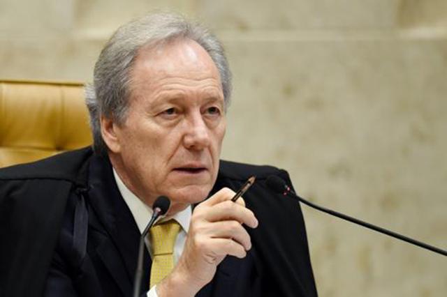 Campanha anticorrupção é 'revolução' no Brasil, diz presidente do STF