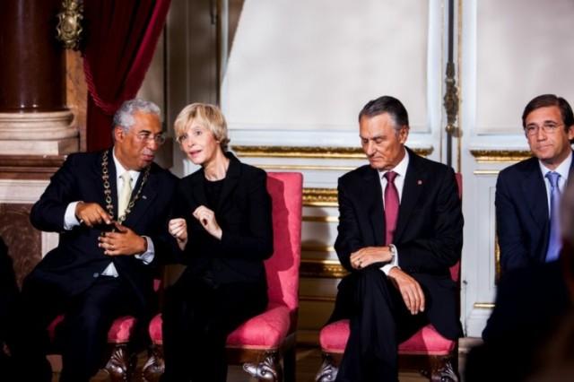 Celebração do 5 de Outubro de 2013: dois anos depois, Costa, Cavaco e Passos decidem nova legislatura (Miguel Manso)