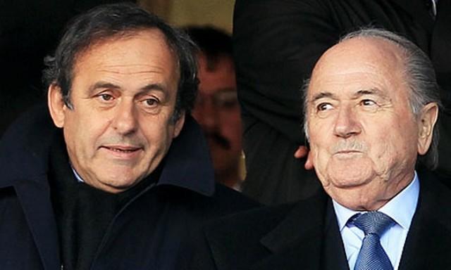 Investigadores da FIFA pedem sanções contra Blatter e Platini