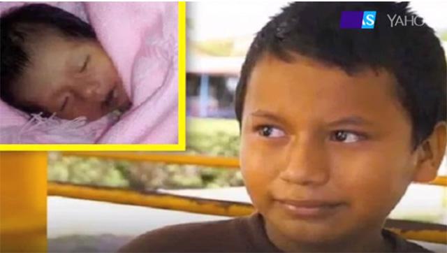 México: Esse menino de apenas 11 anos já é pai (vídeo)