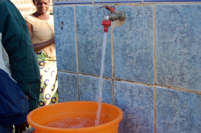 Benguela: Abastecimento de água a Caimbambo está normalizado