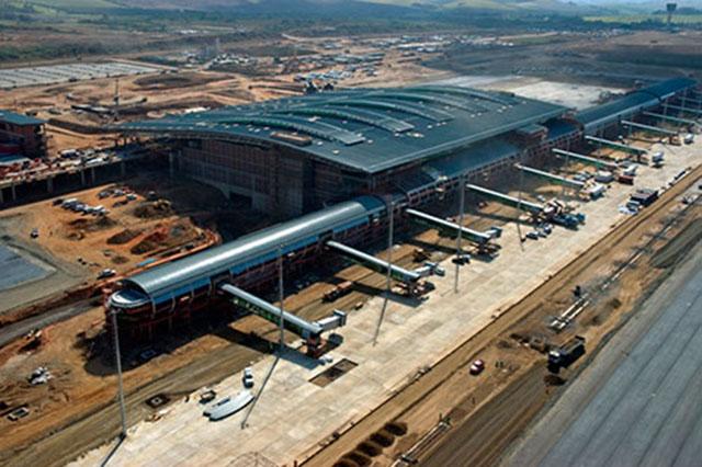 Aeroporto Internacional De Macau : Novo aeroporto de luanda portal angola