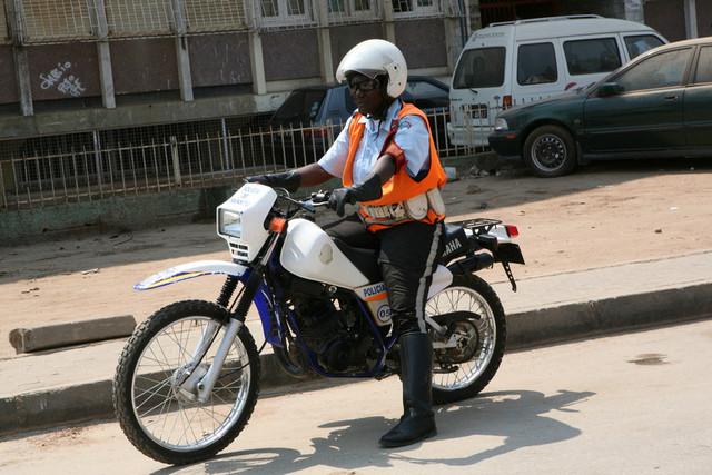 Bié: Polícia de trânsito apreende vários meios de transporte