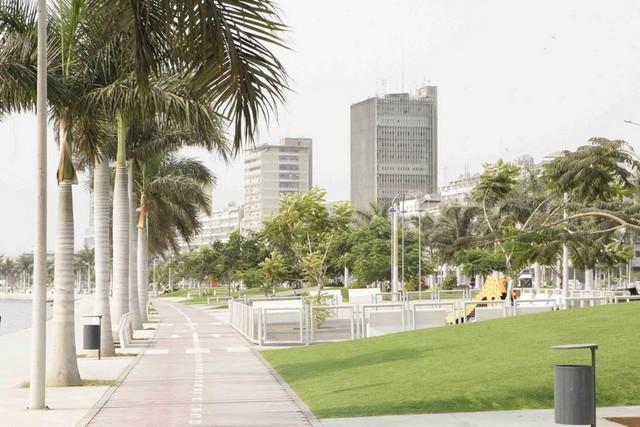 Luanda: Administrador da Ingombota reitera apelo sobre preservação de bens públicos