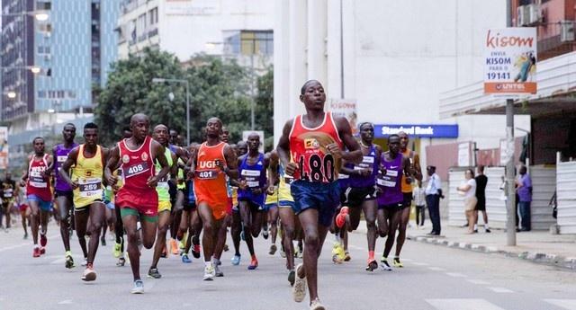 Quenianos triunfam na 60ª edição São Silvestre