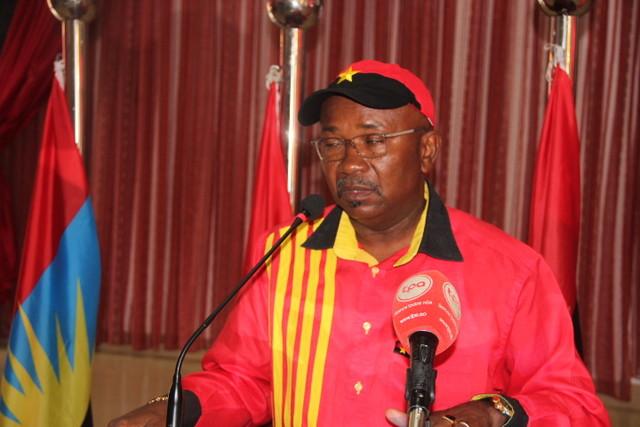MPLA está na sua potência máxima -Álvaro Manuel Boavida Neto
