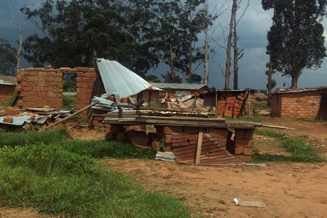 Benguela: Chuva desabriga mais de 200 pessoas no Alto Catumbela