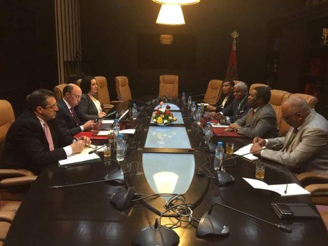 Presidente da UNITA desdobra-se em contacto diplomáticos pela Europa
