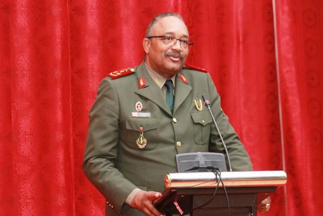 Destacado papel de Angola na resolução dos conflitos