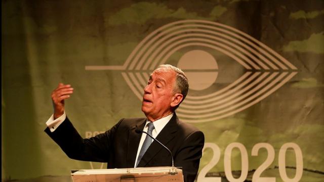 """Marcelo sobre reunião com os colégios: """"É sempre bom ouvir e informar-me"""""""