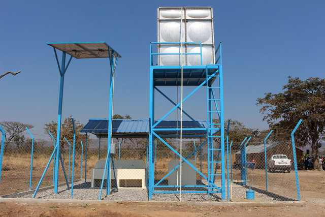 Moxico: Povoações do Ndongue e Mumanga ganham sistemas de água potável