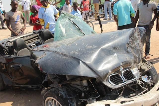 Cunene: Polícia regista nove feridos por acidentes de viação