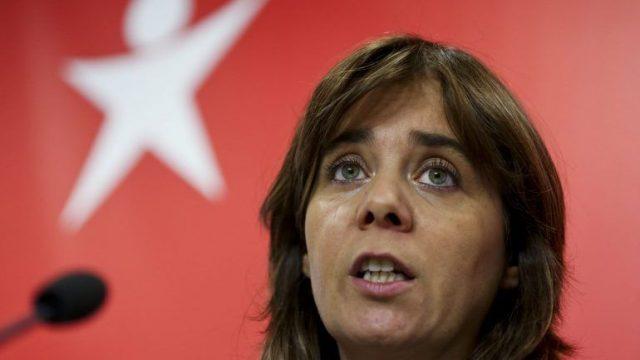 """Regras europeias servem """"o poder financeiro"""", diz Catarina Martins"""