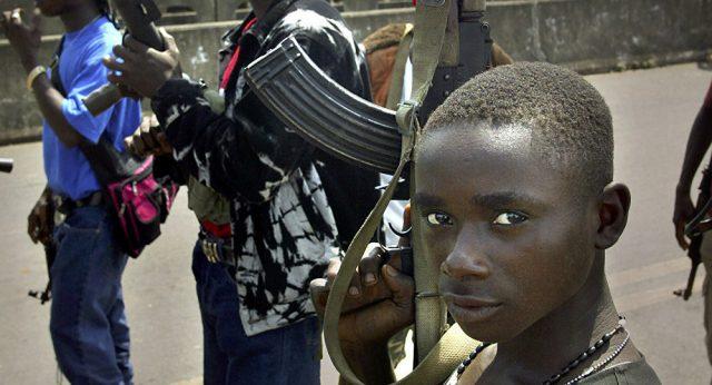 ONU entrega segurança à Libéria