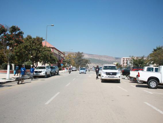 Administração aposta na requalificação da cidade do Lubango