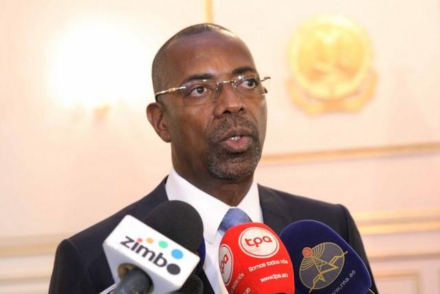 Gonçalves Muandumba, novo ministro da Assistência e Reinserção Social (Foto: Francisco Miúdo)