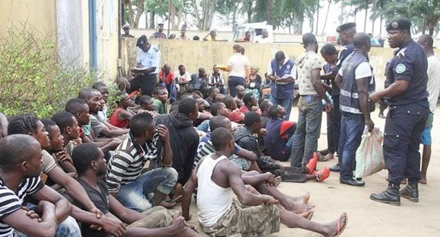 Cabinda: SME detém mais de 260 estrangeiros em situação migratória irregular