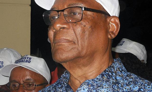 Presidente da República Democrática de São Tomé e Príncipe tome posse