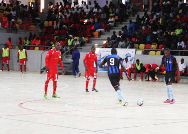 Namibe: Inter perde em casa diante dos Polivalentes de Luanda