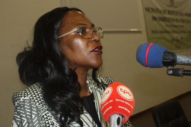 Zaire: Directora do INAC alarmada com violência sexual contra criança