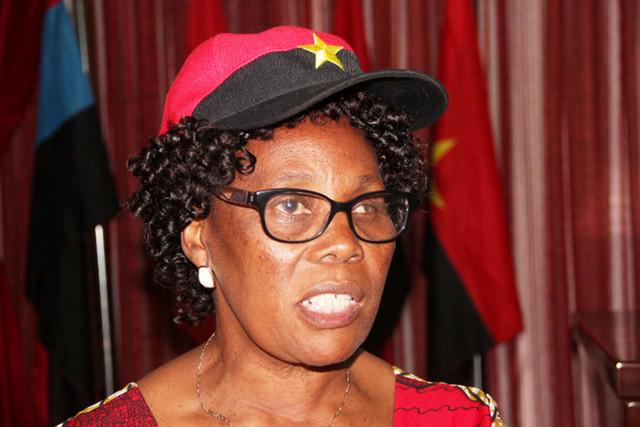 Parlamentares do MPLA trabalham no Bié